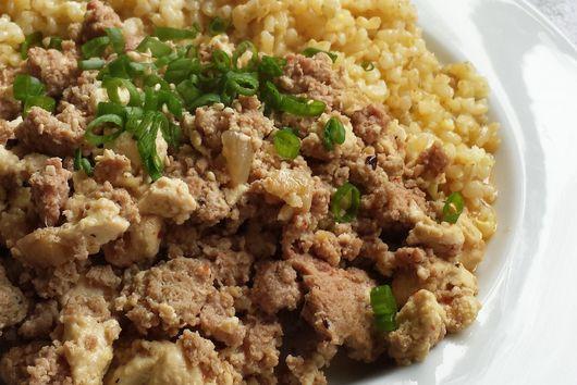 Chinese Mapo Tofu (麻婆豆腐)