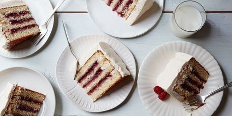 Picnic canceled? More time to make a layer cake!