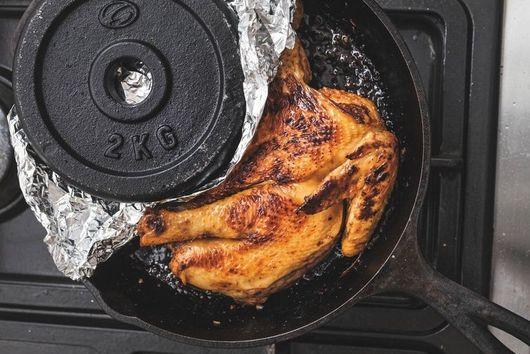 David Lebovitz's Chicken Lady Chicken