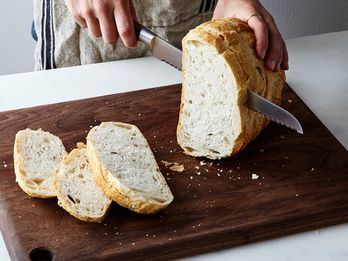 A Better Way to Slice Bread (Warning: It's Weird!)