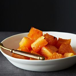 The Joy Kitchen's Roasted Cantaloupe