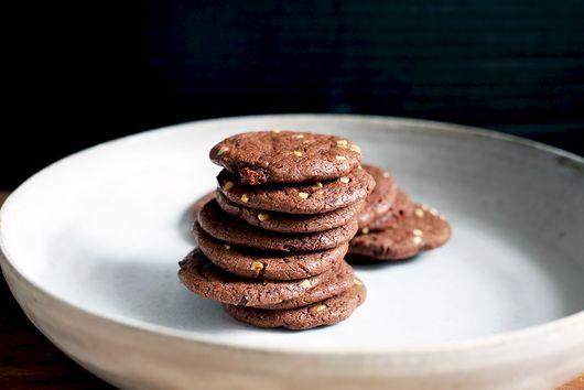 Fudgy Condensed Milk Cookies