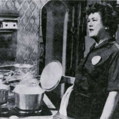 The Video That Shows a Different Side of Julia Child