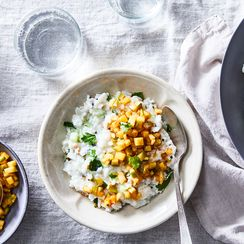 Padma Lakshmi's Yogurt Rice