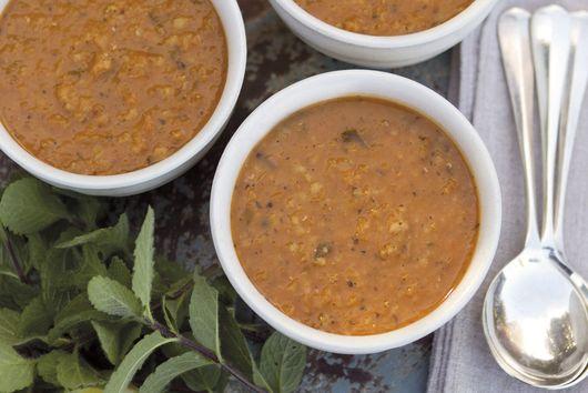 Annabel Langbein's Turkish Bride Soup