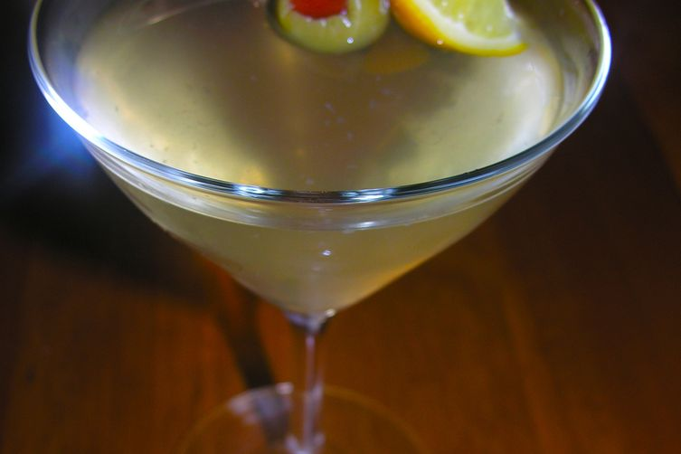 Muddied Meyer Martini