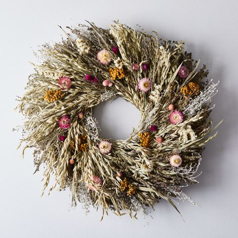 Spring Prairie Wreath