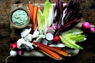 How to Build an Anything-But-Boring Crudité Platter