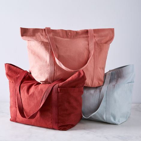 Canvas Palette Tote Bag