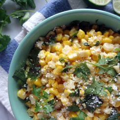 Mexican Cotija Corn