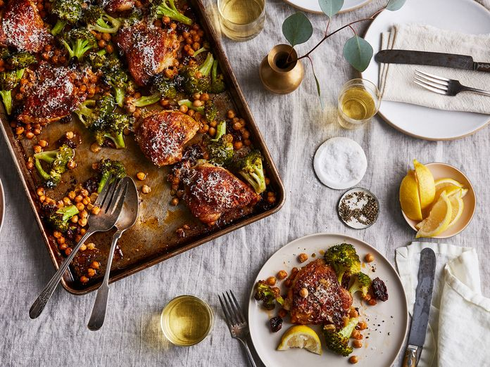 12 Trusty Sheet-Pan Dinners for When You Need a Helping Hand