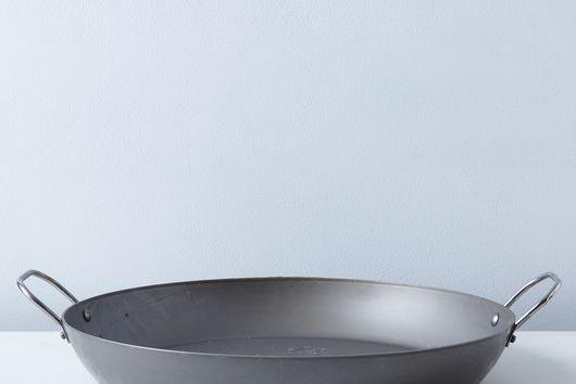 Mauviel M'steel Paella Pan