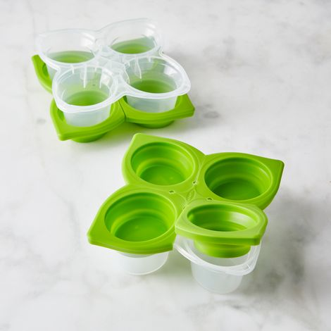 Stackable Spice Cube Tray (Set of 2)