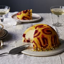 So, Let's Make This Bombe-shell of a Cake