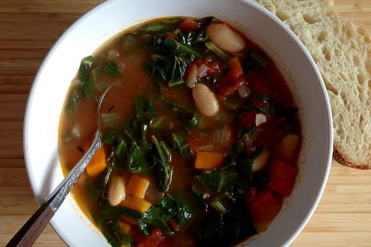 Three Day Ribollita (From Soup to Fritters)