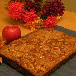 New England Apple Cake