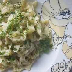 Dillicious Smoked Salmon Pasta