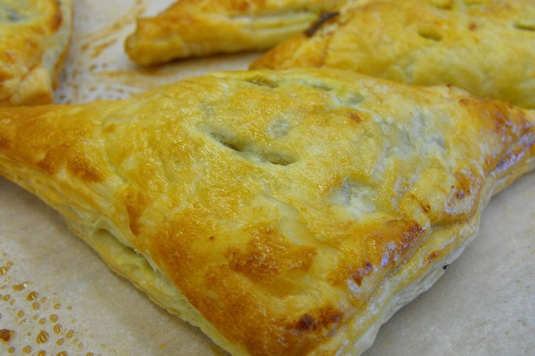 Spicy Potato Turnovers