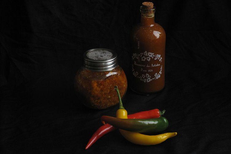 Fresh Sriracha (aka, home made 'Rooster') Recipe on Food52