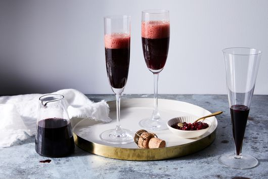 The One Ingredient That Will Punch Up Your Holiday Bar