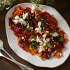 Dan Kluger's Roasted Butternut Squash with Spicy Onions