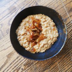 French Onion Risotto