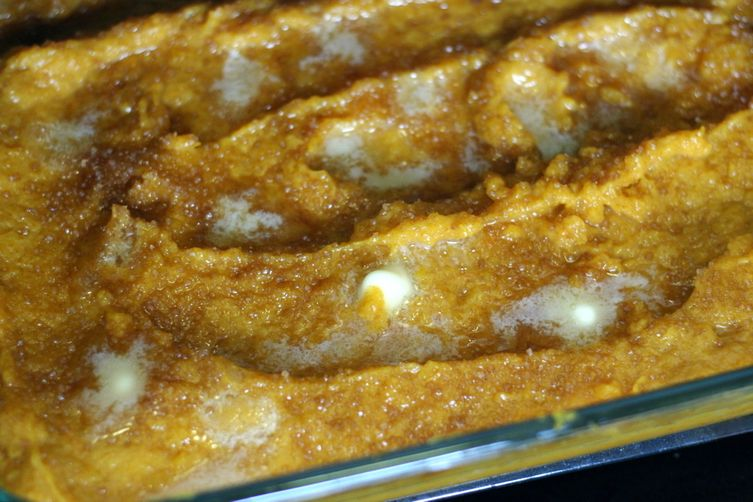 Dessert for Dinner Roasted Butternut Squash