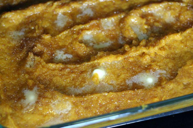 Dessert for Dinner Roasted Butternut Squash