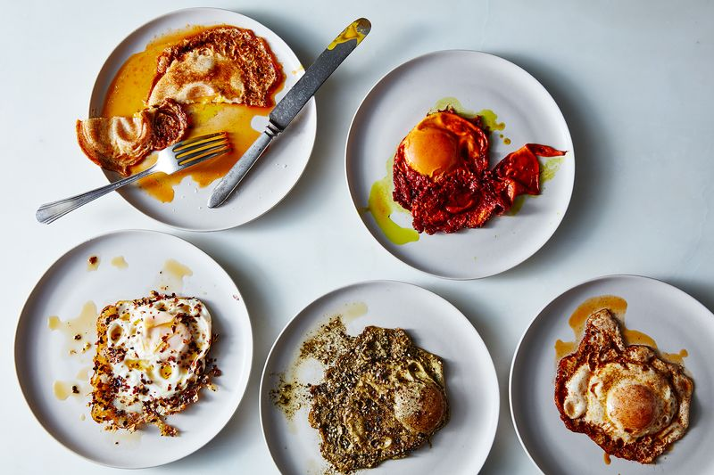 A Genius Way to Upgrade Your Fried Eggs