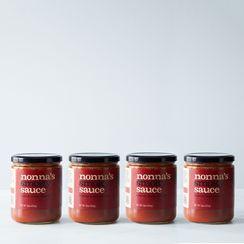 Nonna's Smoky Pasta Sauce (4 Jars)