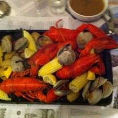 Welcome to Maine Stovetop Lobster Suppah