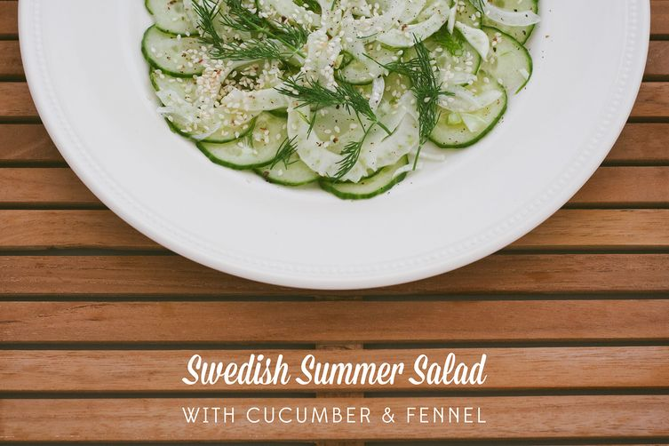 Swedish Summer Salad