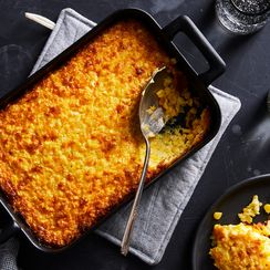 New-Fashioned Corn Pudding