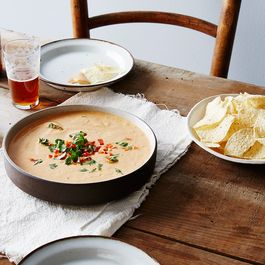 Truly Amazing Cashew Queso Sauce