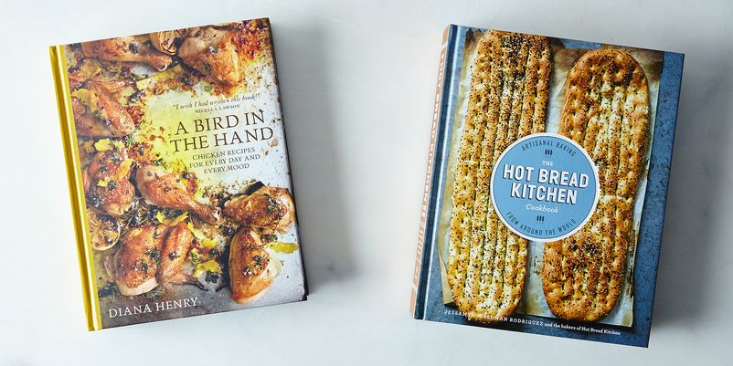 A Bird in the Hand vs. The Hot Bread Kitchen Cookbook