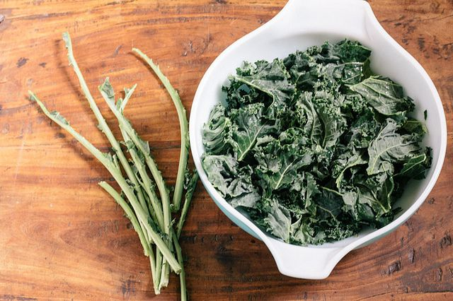 Kale Strip