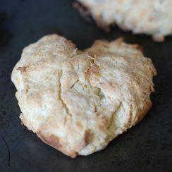 Eastern North Carolina Cheese Biscuits