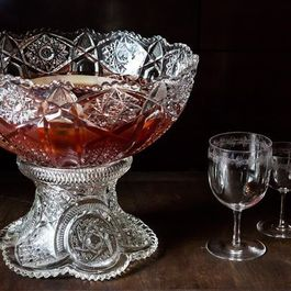 The Party Punch Bowl