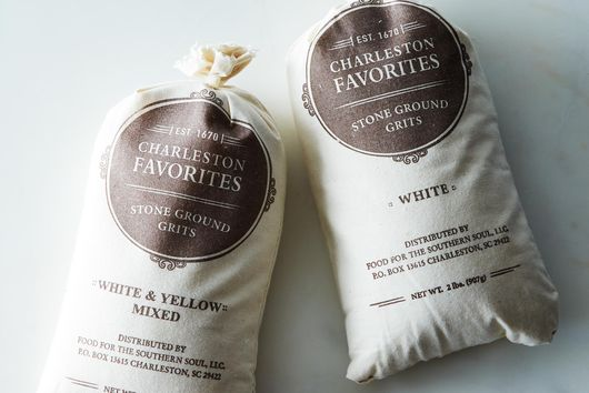 Southern Grits, White & Mixed (Pack of 2)
