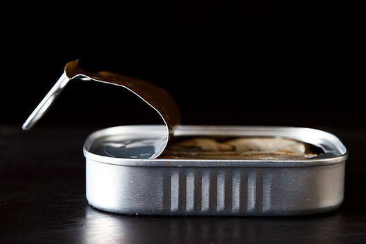 The Sardine That Saved Dinner