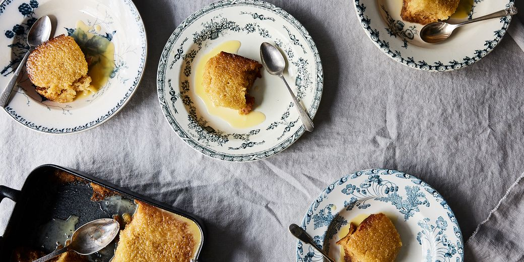 If desserts were celebrities, malva pudding would be a child star