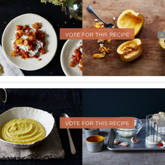 Vote for a Winner for What You Make When You Want It to Feel Like Fall!
