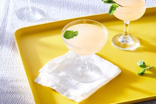 Citrus-Mint Sparkler