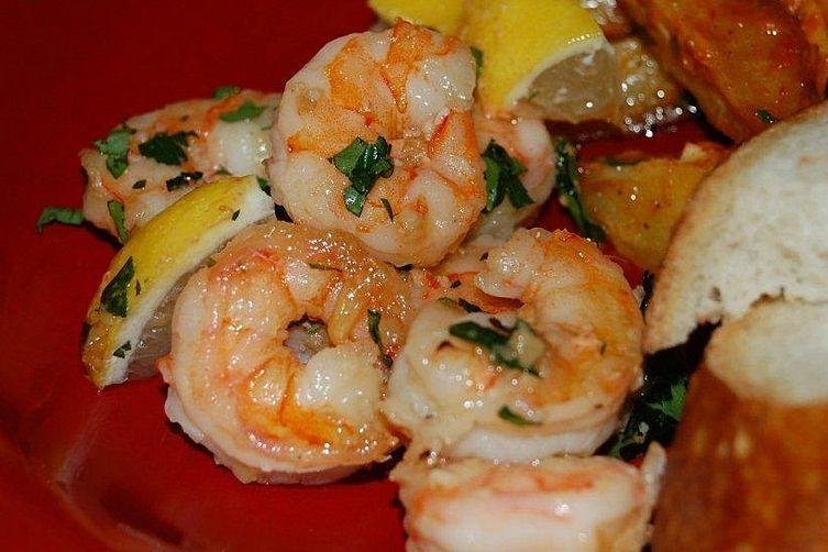 Tapas Night Shrimp