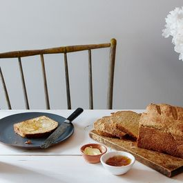 Ricotta Whey and Barley Bread
