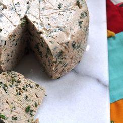 Tuna and French Tarragon Terrine