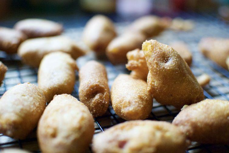 Gluten-Free Corn Pups