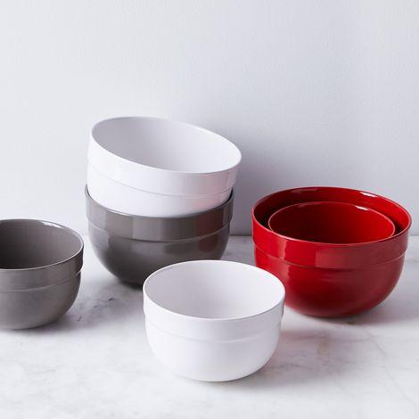 Emile Henry Ceramic Mixing Bowl Set