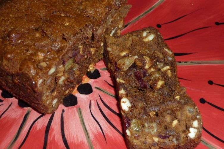 Holiday Fruit & Nut Cake