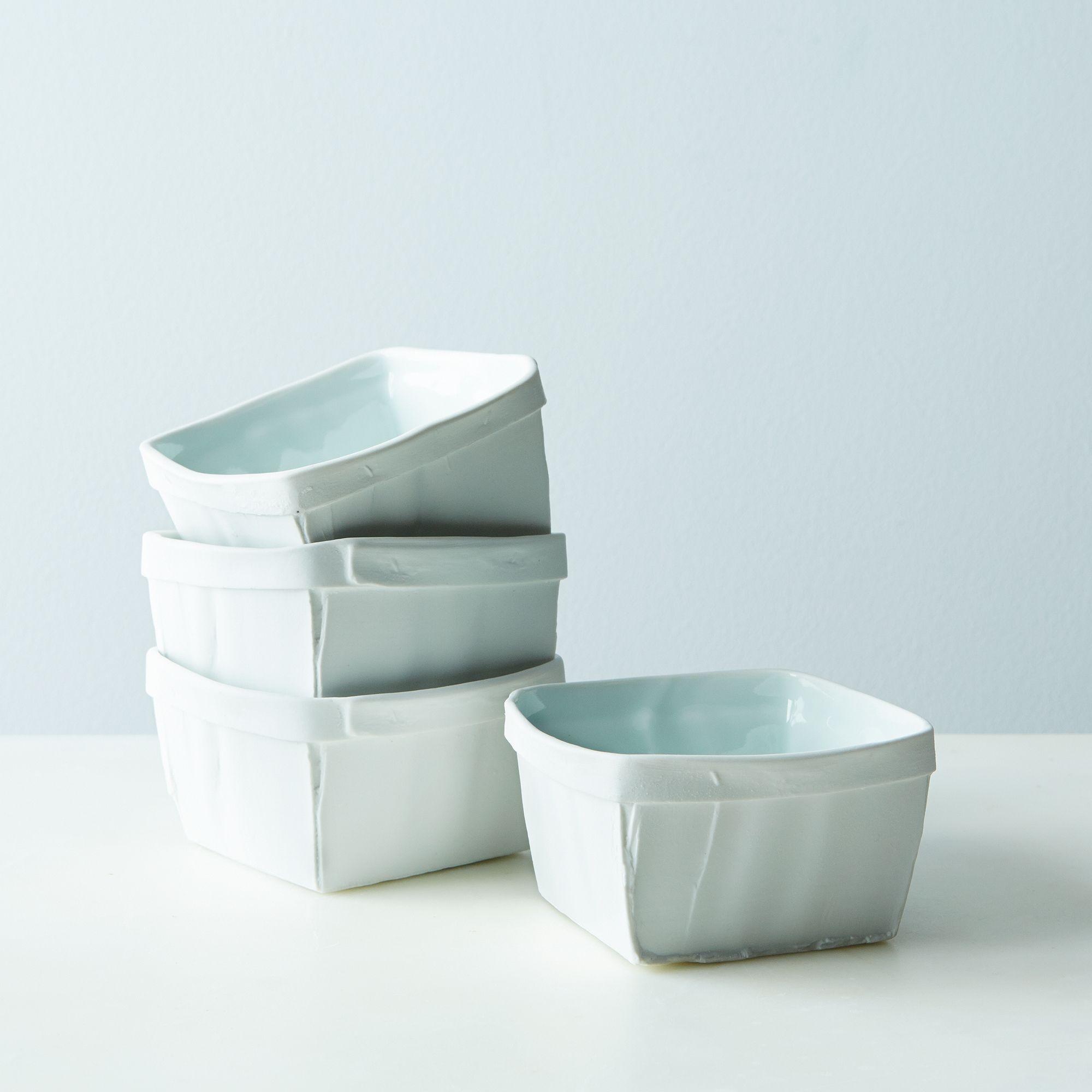 Porcelain Fruit Baskets (Set of 4) on Food52